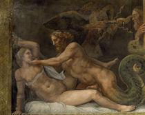 Giulio Romano, Jupiter und Olympias by AKG  Images