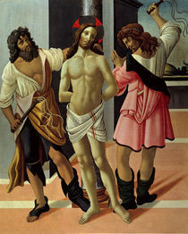 Botticelli (zugeschrieben), Geisselung by AKG  Images
