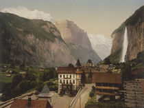 Lauterbrunnen / Photochrom by AKG  Images