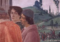 F.Lippi, Kreuzigung Petri, Botticelli by AKG  Images