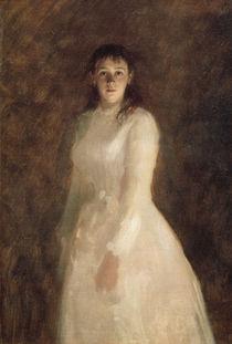I.N.Kramskoi, Bildnis junge Frau by AKG  Images