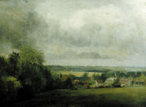 Constable, Higham Village by AKG  Images