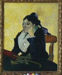 Van Gogh, L'Arlesienne by AKG  Images