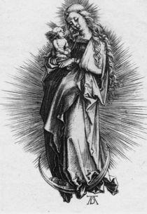 Duerer, Maria auf der Mondsichel by AKG  Images