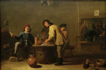 David Teniers d.J., Raucher by AKG  Images