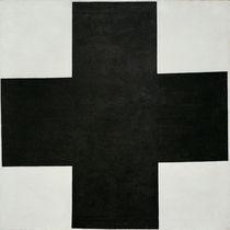 K.Malewitsch, Schwarzes Kreuz von AKG  Images