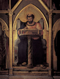 A.Mantegna, Evangelist Lukas by AKG  Images