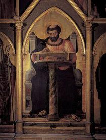 A.Mantegna, Evangelist Lukas von AKG  Images