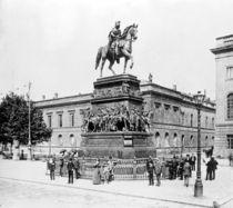 Ansicht Denkmal Friedrich d.Grossen/Levy von AKG  Images