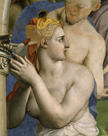 A.Bronzino, Eherne Schlange, Ausschnitt von AKG  Images