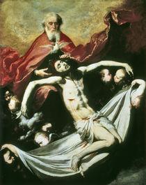 J.de Ribera, Hl.Dreifaltigkeit by AKG  Images