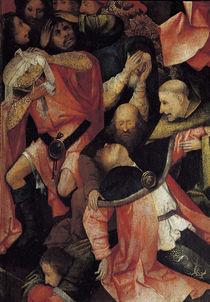 Bosch, Kreuzigung Hl.Julia, Ausschnitt von AKG  Images