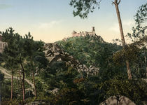 Sintra, Castello da Pena / Photochrom by AKG  Images