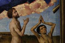R.van der Weyden, Selige, Auferstehende by AKG  Images