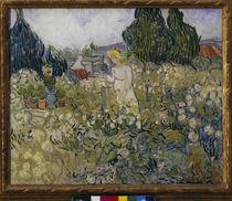 V.van Gogh, Marguerite Gachet im Garten by AKG  Images