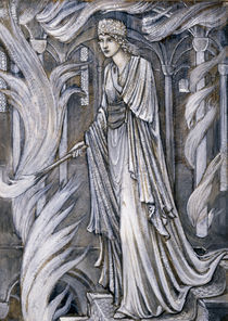 W.Morris, Gudrun ... / Ill.v.Burne Jones von AKG  Images
