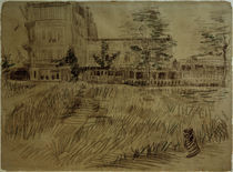 Van Gogh, Restaurant De la Sirene von AKG  Images