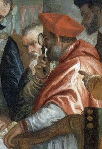 P.Veronese, Kardinal mit Einglas von AKG  Images