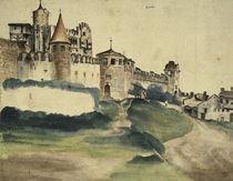 A.Duerer, Das Schloss von Trient von AKG  Images