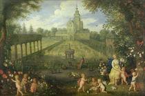 Avont u. Brueghel, Flora von AKG  Images