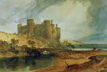 W.Turner, Conway Castle by AKG  Images