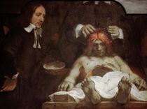 Rembrandt, Anatomie des Dr.J.Deijman von AKG  Images