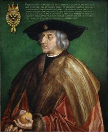 Kaiser Maximilian I. / Gemaelde v.Duerer von AKG  Images