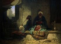 C.Spitzweg, Im tuerkischen Bazar von AKG  Images