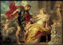 Peter Paul Rubens, Mars und Rhea Silvia von AKG  Images