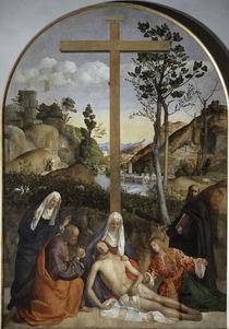Bellini u.Marconi, Christi Beweinung von AKG  Images