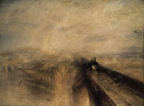 W.Turner, Regen, Dampf und Geschwind. by AKG  Images