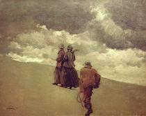 Winslow Homer, Zu Hilfe / 1886 von AKG  Images