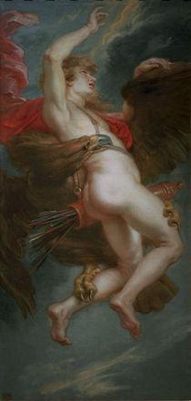 Rubens, Die Entfuehrung des Ganymed by AKG  Images