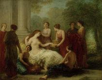 H.Fantin Latour, Toilette der Venus von AKG  Images