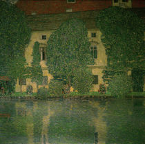 G.Klimt, Schloss Kammer am Attersee III by AKG  Images