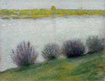 August Macke, Am Rhein bei Hersel von AKG  Images