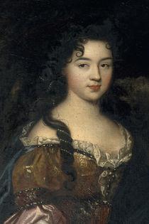 Marie Johanne de la Carre Saumery /Mign. by AKG  Images