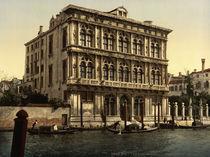 Venedig, Palazzo Vendramin Calergi by AKG  Images