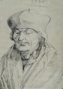 Erasmus von Rotterdam / Zng.v.Duerer by AKG  Images