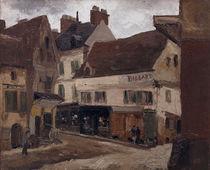 Camille Pissarro,Platz in La Roche Guyon von AKG  Images