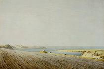 C.D.Friedrich, Ostsee bei Ruegen / 1824 by AKG  Images