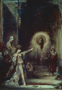 G. Moreau, Die Erscheinung (Salome) von AKG  Images