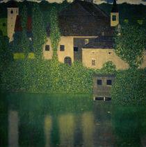 G.Klimt, Schloss Kammer am Attersee I von AKG  Images