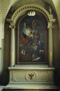nach Ch.Le Brun, Kreuzabnahme by AKG  Images