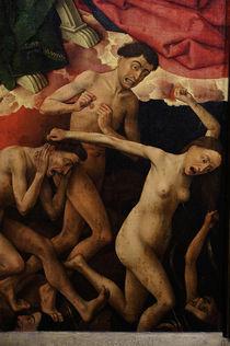 R.v.d.Weyden, Juengst.Gericht, Verdammte by AKG  Images