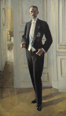 Gustav V. von Schweden / Zorn by AKG  Images