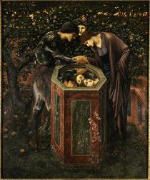Burne Jones, Das Schreckenshaupt/1887 by AKG  Images