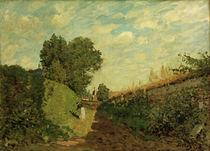 A.Sisley, Der Garten von AKG  Images