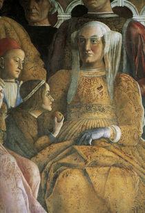 Barbara von Brandenburg / Mantegna by AKG  Images