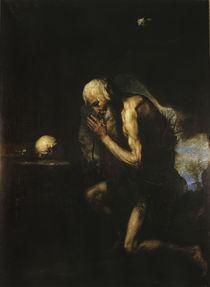 Ribera, Der Einsiedler Paulus by AKG  Images